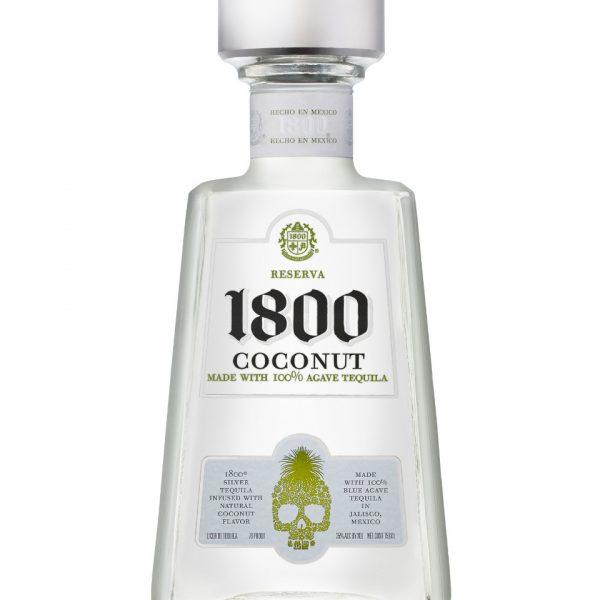 McSwiggans 1800 Coconut Tequila - McSwiggans